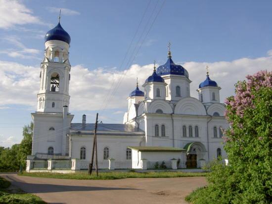 Фото. Олега Гусарова с сайта http://www.sobory.ru/