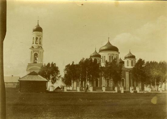 Фото. из архива Михаила Мещанинова с сайта http://sobory.ru/.