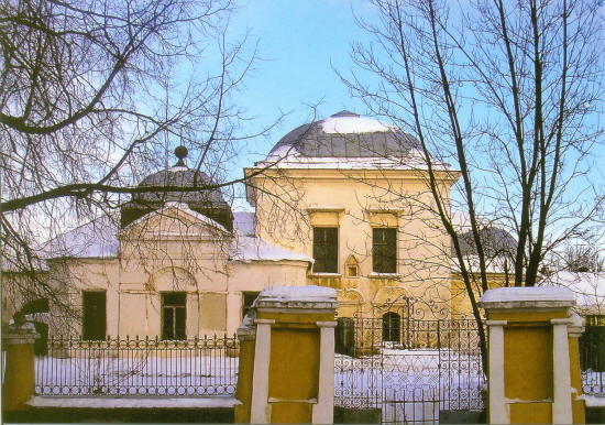Васильевская церковь. Фото. Ю.Н. Лосева.